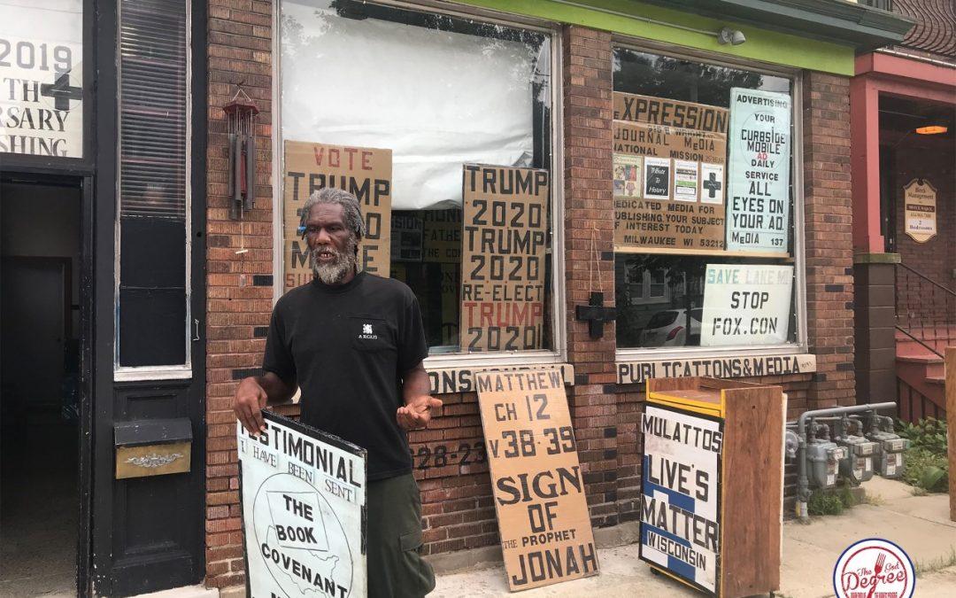 Black Trump supporter gunned down, federal investigation demanded