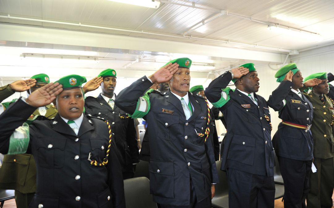Kenya Copes With Decades of Police Brutality