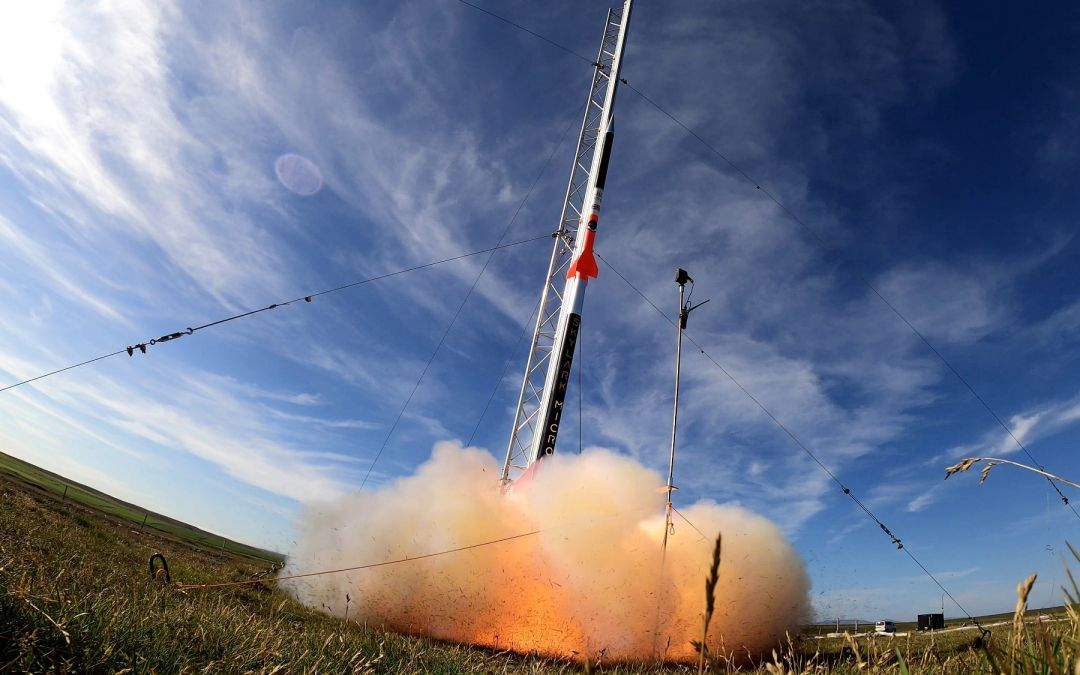 PHOTOS: Scots Head to Space Using Iceland as a Base