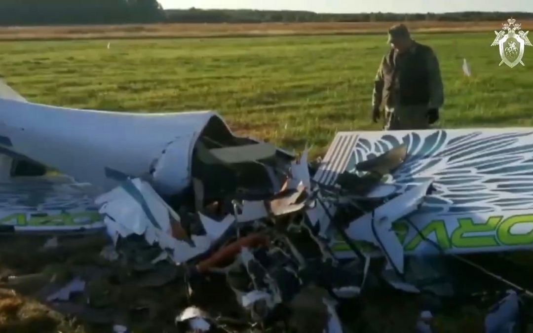 Bad ad: Pilot killed during crash for commercial