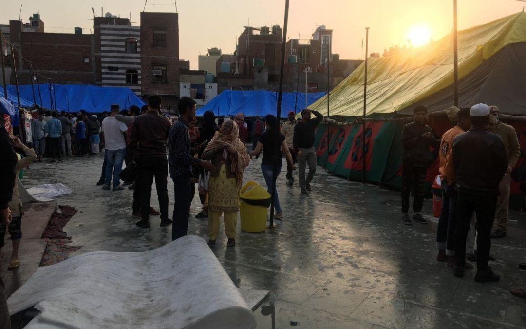 Human Rights Group: Delhi Police Violated Human Rights