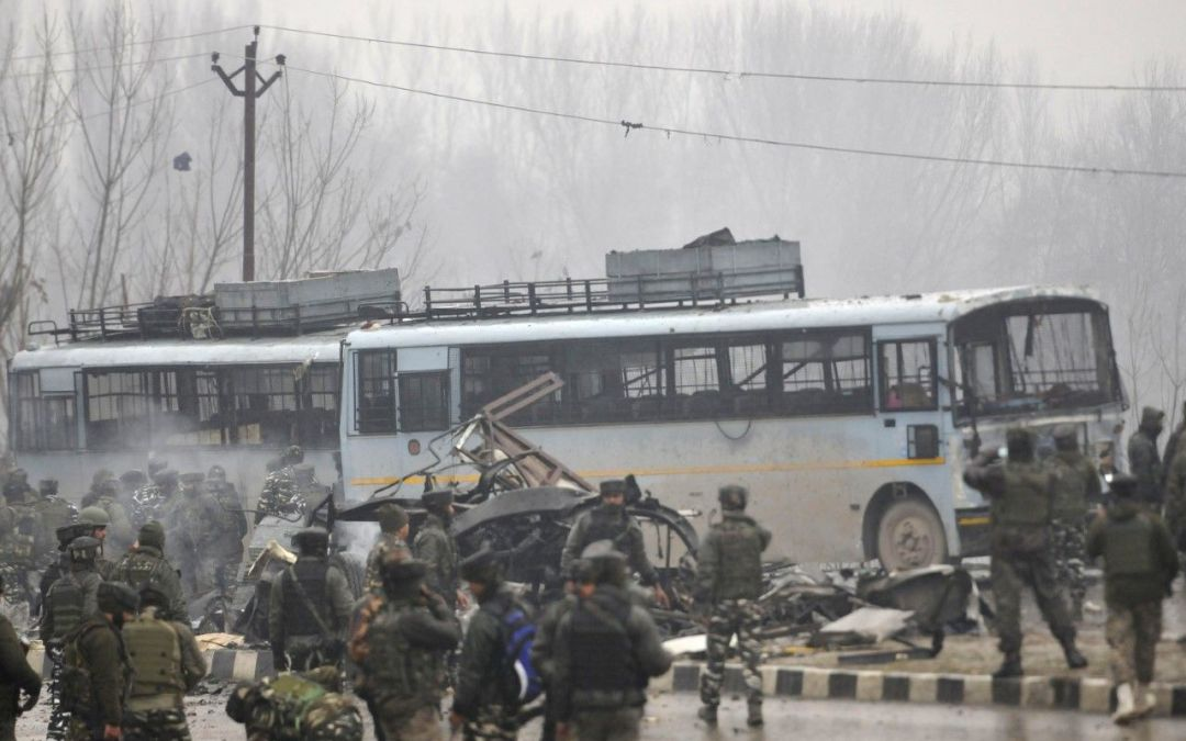 India Charges Pakistan-Based Terrorist Suicide Bombing
