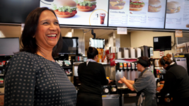 Carmen Solano's 15 McDonald's