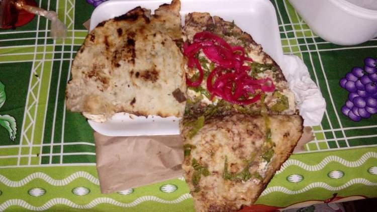 Try Tlayudas, A Giant Delicacy