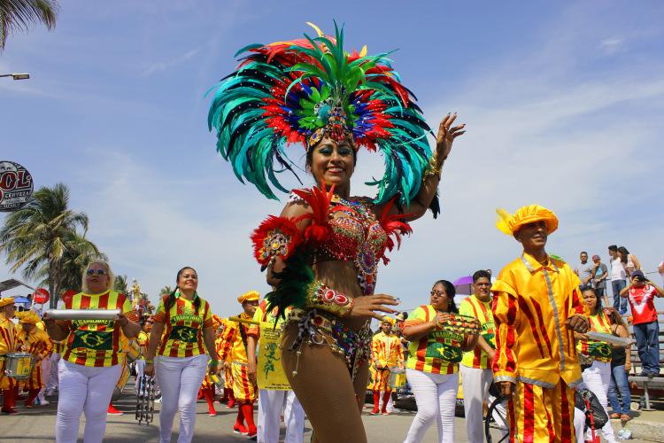 Joyful Veracruz Carnival Postponed Due To Pandemic