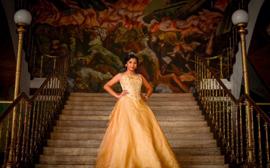 Childhood's End: Quinceañera Parties Are A Major Milestone in Young Latinas' Lives