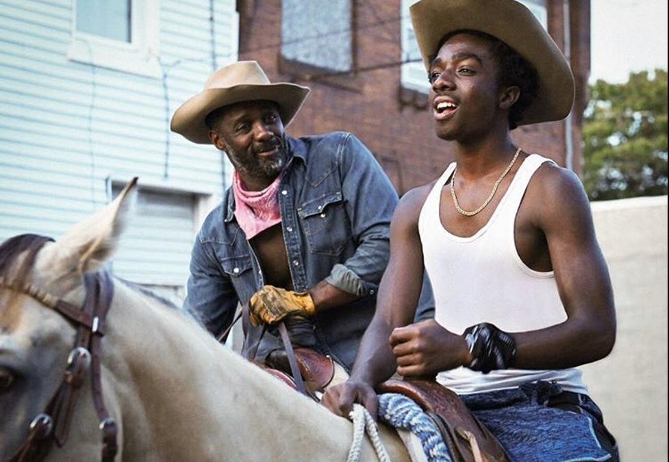 APRIL RELEASE: Concrete Cowboy on Netflix