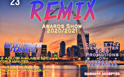 The Newsletter 14th semi-annual ReMix Awards Show