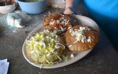 Puffy Tacos Vs. Gorditas: An Oily Treat That's Popular On Both Sides Of The Border