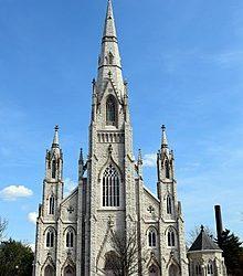 The Rock Steady Black Catholic Church of St. Louis