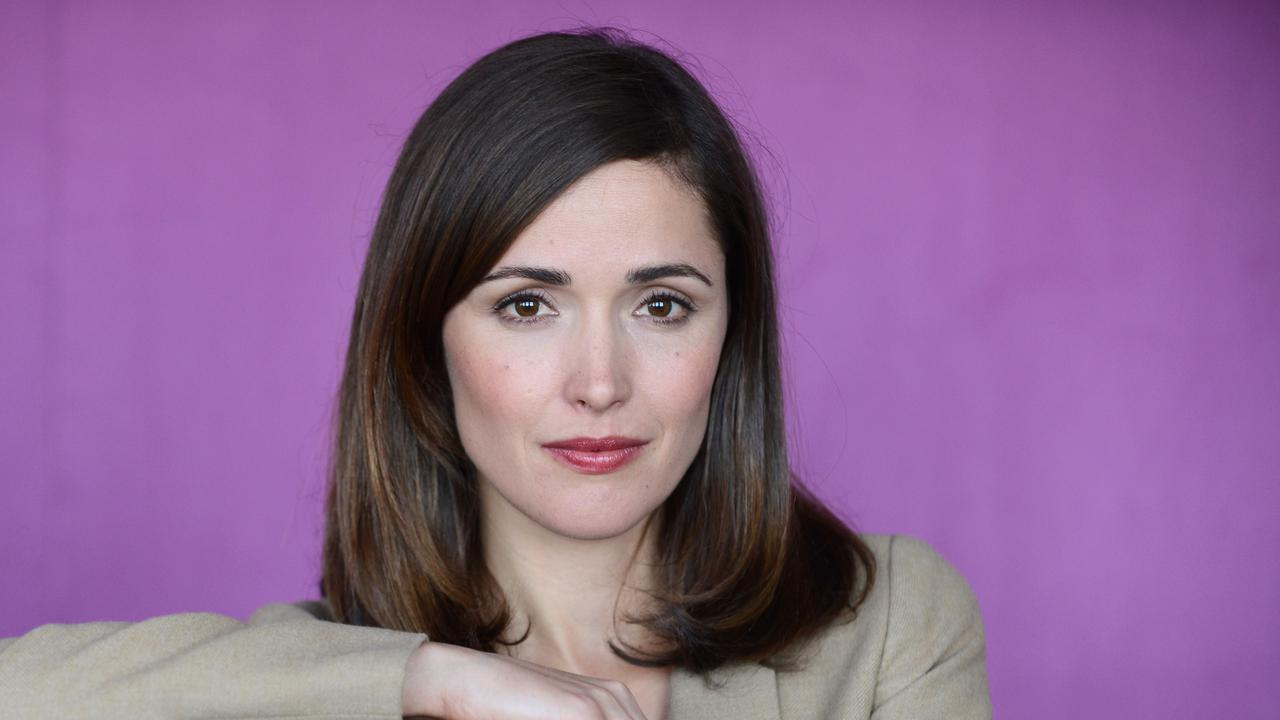 Rose Byrne (pic) will portray NZ leader Jacinda Ardern in a film about the Christchurch shootings.