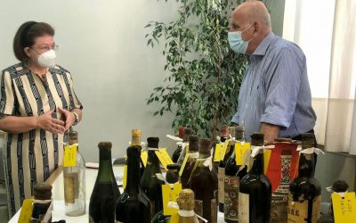 Vintage Tour: Priceless Wines Forgotten For Decades To Be Exhibited
