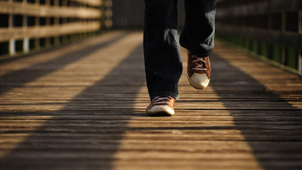 By now, most people know that getting in 10,000 steps a day is healthy, but motivation is not always easy to come by. (Frank Busch/Unsplash)