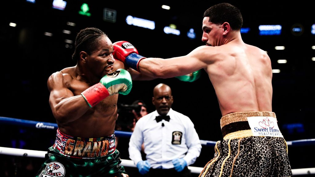 Shawn Porter On Being 'The Dictator Of The Ring'