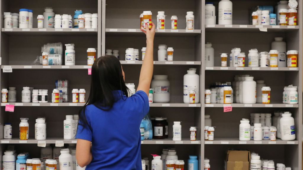 A recent study has found that some cancer drugs that received accelerated approval from the U.S. Food and Drug Administration continued to be recommended to patients even after clinical trials showed the drugs provided no benefit. (George Frey/Getty Images)