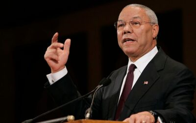 Colin Powell's Lifetime Of Service Informed By His Episcopal Faith