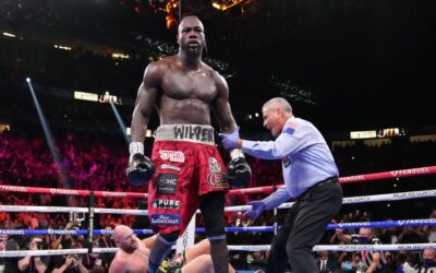 Deontay Wilder Had Surgery On His Right Hand After TKO Loss To Tyson Fury