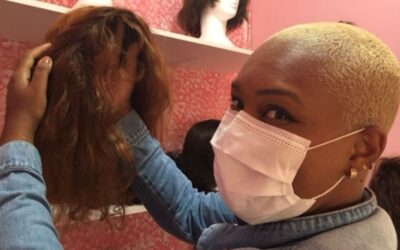 Wig Bank Rescues Self-Esteem Of Cancer Patients In Brazil